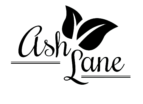 Ash Lane Logo, Link to Home Page